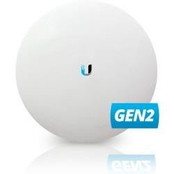 Точка доступа Ubiquiti NanoBeam 5AC Gen 2 (NBE-5AC-Gen2) 802.11n/ac 450 Мбит/с 5ГГц