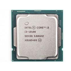Процессор 1200 Intel Core i3-10100 (4ядра/8потоков*3,6ГГц-4,3ГГц,6Мб,UHD630,65Вт,oem)