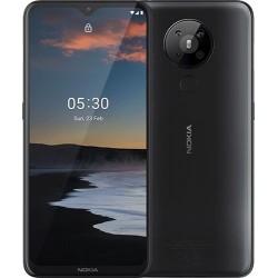 "Смартфон Nokia 5.3 4/64Gb Графит 2sim/6.55""/1600*720/4*2+4*1.8ГГц/4Gb/64Gb/mSD/13+2+5+2Мп//And10/4000мAh"