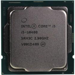 Процессор 1200 Intel Core i5-10400 (6ядер/12потоков*2,9ГГц-4,3ГГц,12Мб,UHD630,65Вт,oem)