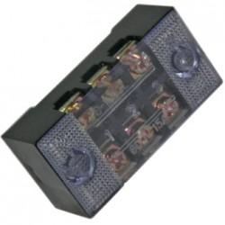 Клеммник TB-1503 /винтовой/2*3pin, 14AWG/2 мм2, 15А, 600в