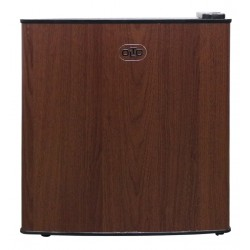 Холодильник OLTO RF-050 Wood 1 камера, 46л, 42.5x43.5x50.6, класс A, ручная разморозка