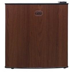 Холодильник OLTO RF-070 Wood 1 камера, 65л, 42.5x44.5x56.4, класс A, ручная разморозка