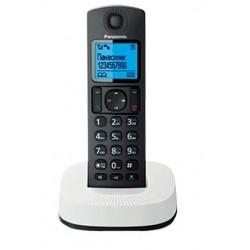 Радиотелефон Panasonic KX-TGC310 RU2,бело-черный 1трубка/АОН/книга 50номеров/спикерфон/16-200ч/Радио