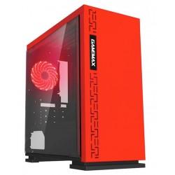 СБ Альдо AMD Премиум Ryzen 5 2600(6/12*3.4-3.9)/8ГБ DDR4/1ТБ+SSD240ГБ/1050Ti*4ГБ/без ПО/красный