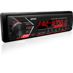 Автомагнитола Mystery MAR-242U 1DIN, 4x50Вт, MP3, FM, SD, USB, AUX