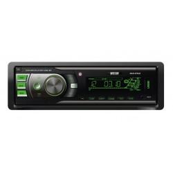 Автомагнитола Mystery MAR-878UC 1DIN, 4х50Вт, MP3, FM, SD, USB, AUX, ПДУ, съемная панель