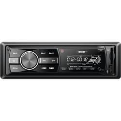 Автомагнитола Mystery MAR-919U 1DIN, 4х50Вт, MP3, FM, SD, USB, AUX, ПДУ, съемная панель