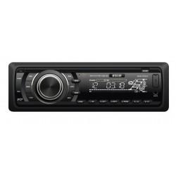 Автомагнитола Mystery MAR-979UC 1DIN, 4x50Вт, FM, SD, USB, AUX, съемная панель
