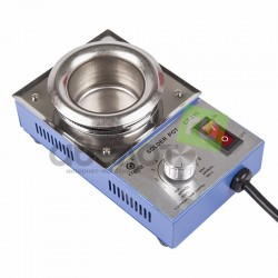 Ванна паяльная CT-21C/200вт, 50мм, 430°С, припой: 500г.