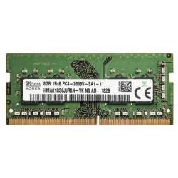 Модуль памяти SO-DDR4 8Гб 2666МГц Hynix (HMA81GS6JJR8N-VKN0) CL19 1.2v