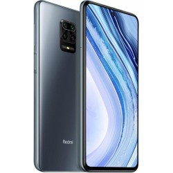 "Смартфон Xiaomi Redmi Note 9 Pro 6/128Gb Intersteller grey 2sim/6.67""/2400*1080/6*1.8+2*2.3ГГц/6Gb/128Gb/mSD/64+8+5+2МП/NFC/And10/5020mAh"