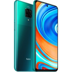 "Смартфон Xiaomi Redmi Note 9 Pro 6/128Gb Tropical green 2sim/6.67""/2400*1080/6*1.8+2*2.3ГГц/6Gb/128Gb/mSD/64+8+5+2МП/NFC/And10/5020mAh"