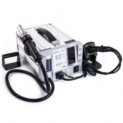 Паяльная станция AOYUE Int 2702A+, паяльник 200..480°С, 70вт, фен компрессорный 100..480°С, 500вт