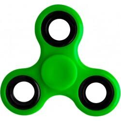 Спиннер, 3 лепестка, пластик, Зеленый