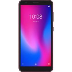 "Смартфон ZTE Blade A3 2020 NFC Красный 2sim/5.45""/1440*740/4*1.4ГГц/1Gb/32Gb/mSD/8Мп/NFC/And9.0/2600"