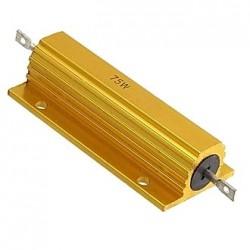 Резистор RX24 75Вт 75ом 5% с радиатором