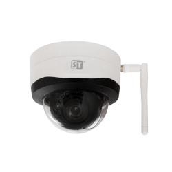 IP Видеокамера ST-700 IP PRO D WiFi ,(цветная IP,3MP 2304х1296 ,ИК,WiFi 802.11 b/g/n ,Купол,1)
