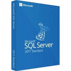 SQL Svr Standard Edtn 2017 English DVD 10 Clt 228-11033