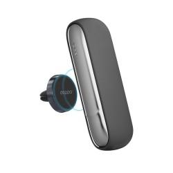 Держатель Deppa Mage Stick IQOS магнитный,  крепление на вент.решетку, графит (для всех моделей IQOS) (55165)