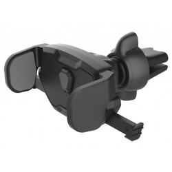 Держатель Krutoff Catcher-1 VG для устр-в 60-94.6 мм, на дефлектор