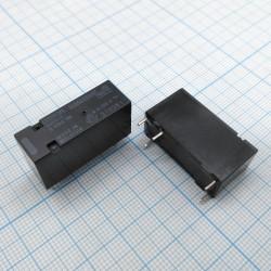Реле электромагнитное DC 5в, 8а, SPDT, 28.5*10*15мм, Omron G6RN-1 5VDC