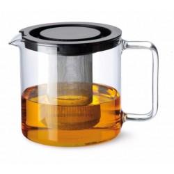 Чайник Simax 3260/MET Exclusive From металл.фильтр 1,3л.силикатное стекло,К7635