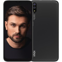 "Смартфон INOI 7 2020 Black 2sim/6.22""/1520*720/4*1.3ГГц/2Gb/16Gb/mSD/8+0.3Мп/And9.0/3000мАч"