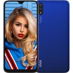 "Смартфон INOI 7 2020 Sky Blue 2sim/6.22""/1520*720/4*1.3ГГц/2Gb/16Gb/mSD/8+0.3Мп/And9.0/3000мАч"