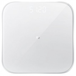 Весы Xiaomi Mi Smart Scale 2 (XMTZC04HM) White стекло, макс. 150кг, авто вкл/выкл, Bluetooth