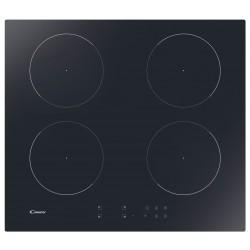 Варочная поверхность Candy CJ2D46TKT Black, 7.4кВт, 59х52см, 4 конфорки, Индукционная
