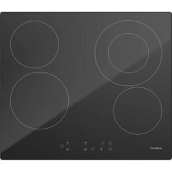 Варочная поверхность Darina 4P E326 B Black, 6.4кВт, 58х50см, 4 конфорки, Hi Light