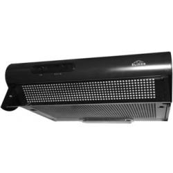 Вытяжка Elikor Davoline 60П-290-П3Л Black, ширина 60 см, 290 куб. м/ч, 3 скорости