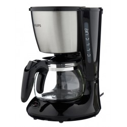 Кофеварка Philips HD7434 Black (700Вт,0.6л,капельная,тип кофе: молотый)