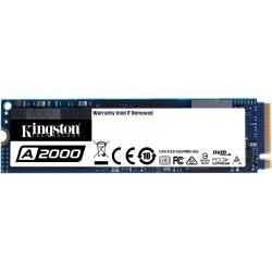 SSD-накопитель M.2 500Гб Kingston [SA2000M8/500G](TLC 3D NAND,NVMe,2200/2000 Мб/с)