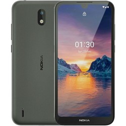 "Смартфон Nokia 1.3 1/16Gb Графит 2sim/5.71""/1520*720/4*1.3ГГц/1Gb/16Gb/mSD/8Мп/And10 Go/3000mAh"