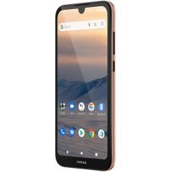 """Смартфон Nokia 1.3 1/16Gb Золотистый 2sim/5.71""""/1520*720/4*1.3ГГц/1Gb/16Gb/mSD/8Мп/And10 Go/3000mAh"""