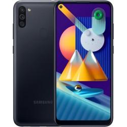 """Смартфон Samsung Galaxy M11 SM-M115F Черный 2sim/6.4""""/1560*720/8х1.8ГГц/3Gb/32Gb/mSD/13+2+5Мп/NFC"""