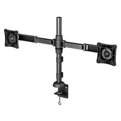 Кронштейн для монитора VOBIX VX 2646 черный для 2х мониторов