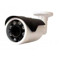 "IP Видеокамера Optimus IP-E012.1(2.8-12)PE (цилиндрич-я,1/2.8"",ИК 45м,2.16MП 1920х1080 ,2.8-12мм,PoE)"