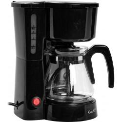 Кофеварка Galaxy GL 0709 Black (800Вт,0.75л,капельная,тип кофе: молотый)