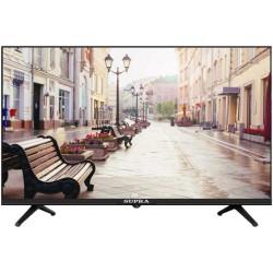 """Телевизор Supra STV-LC32LT00100W (32""""/1366x768/2хHDMI,USB/DVB-T2,C,S2/Черный HD Ready MediaPlayer)"""