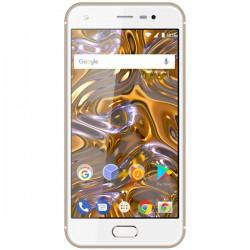 "Смартфон BQ BQ-5012L Rich Gold 2sim/5""/1280*720/4*1.3ГГц/1Gb/8Gb/mSD/8Мп/And7/2400mAh"