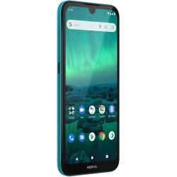 """Смартфон Nokia 1.3 1/16Gb Cyan 2sim/5.71""""/1520*720/4*1.3ГГц/1Gb/16Gb/mSD/8Мп/And10 Go/3000mAh"""