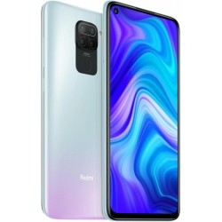 "Смартфон Xiaomi Redmi Note 9 3/64G Polar white 2sim/6.53""/2340*1080/8*2ГГц/3Gb/64Gb/48+8+2+2Мп/NFC/And10/5020mAh"