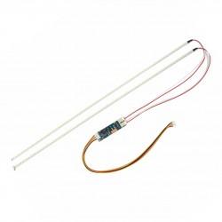 """Набор для установки LED сборки вместо CCFl ламп подсветки матрицы 24"""" (LED сборка + инвертор)"""