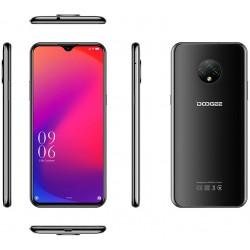 "Смартфон DOOGEE X95 Starry Black 2sim/6.52""/1200*540/4*1.3ГГц/2Gb/16Gb/mSD/13+2+2Мп/And10/4350мАч"