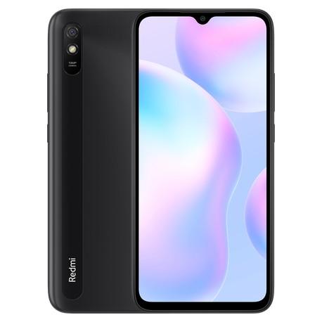 "Смартфон Xiaomi Redmi 9A 32G Granite Gray 2sim/6.53""/1600*720/8*2ГГц/2Gb/32Gb/mSD/13Мп/And10/5000mAh"