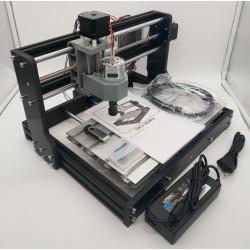 Фрезерный станок с ЧПУ CNC 3018 Pro, 3 оси, патрон ER11, поле 300*180*45мм