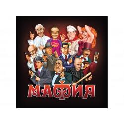 """Игра настольная Десятое королевство """"Мафия"""", 14 карточек, метал. коробка 01947"""